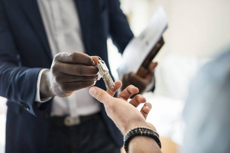 recrutement d'un agent immobilier